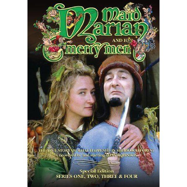 Maid Marian And Her Merry Men - Series 1-4 - Complete [DVD]